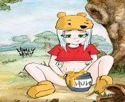 Winnie the Pooh Cosplay [Winnie the Pooh] (marleymcfly) from winnie nwagi twerking naked